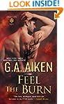 Feel the Burn (Dragonkin Book 8)