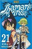 echange, troc Hiroyuki Takei - Shaman King, tome 21