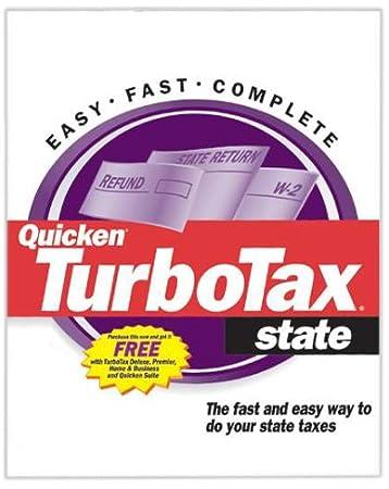 TurboTax 2001 Multi State
