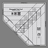 Creative Grids Standard Pineapple Trim Tool Quilting Ruler Template [CGRJAW3]