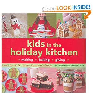 Click to buy Kids in the Holiday Kitchen from Amazon!