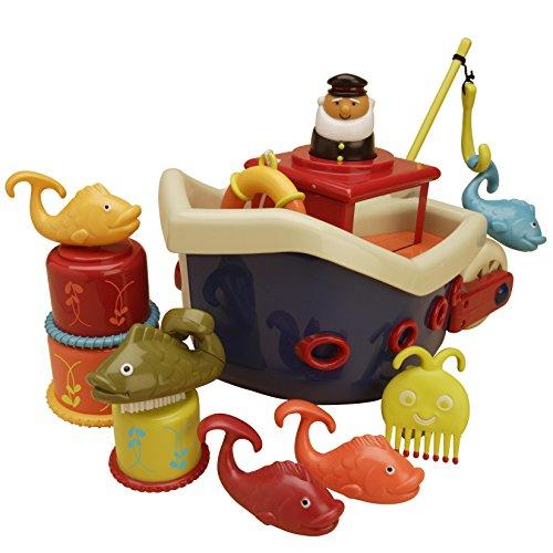 Battat Fish and Splish Bath Set