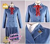 コスプレ衣装★坂道のアポロン★迎 律子(むかえ りつこ)制服