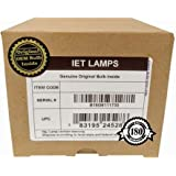 IET Lamps - Genuine Original Replacement Bulb Lamp With OEM Housing For PANASONIC PT-EX630E Projector Philips Bulb Inside
