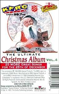 Ult Christmas Album 4: Kfrc 99.7 FM San Francisco