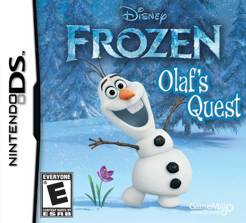 Frozen: Olaf's Quest - Nintendo DS (Frozen Olafs Quest Nintendo Ds compare prices)