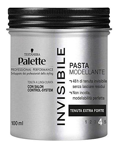 Testanera - Palette Pasta Modellante Invisible 100 ml