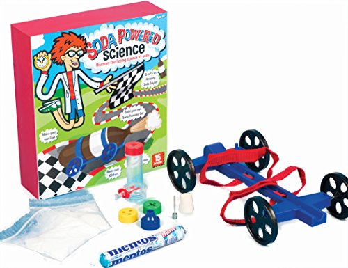 Be Amazing! Toys Soda Powered Science Kit (Soda Can Kit compare prices)