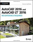 img - for AutoCAD 2016 and AutoCAD LT 2016 No Experience Required: Autodesk Official Press book / textbook / text book