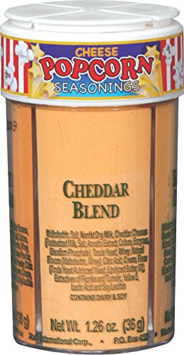 Theatre Salt, Sour Cream & Onion, Nacho & Cheddar Blend Popcorn Seasonings (Popcorn Blend compare prices)