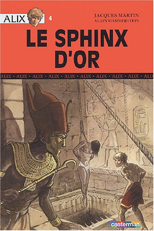 Le sphinx d'or