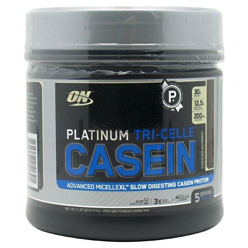 Plat Tri-Celle Casein Choc 5/S