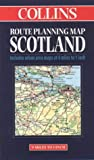 Route Planning Map Scotland (Collins Route Planning Map) (0004488261) by Collins