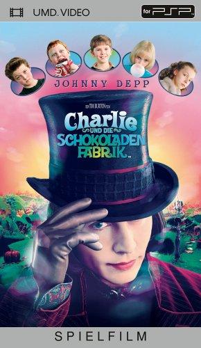 Charlie und die Schokoladenfabrik [UMD Universal Media Disc]