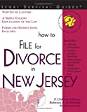 How to File for Divorce in New Jersey (Legal Survival Guides)