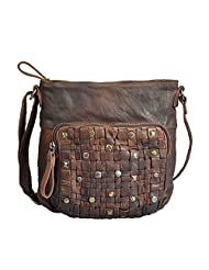 VILENCA HOLLAND 40754 Brown, Leather Bags For Women, Ladies Shoulder Bags, Ladies Work Bags, Ladies Leather Bags...