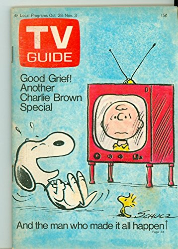 1972-tv-guide-oct-28-charlie-brown-and-peanuts-special-west-virginia-edition-no-mailing-label-excell