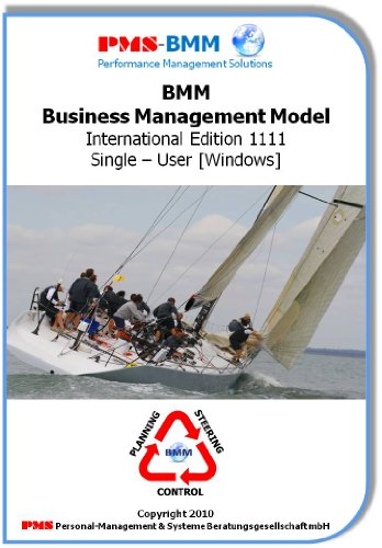 BMM - Business Management Model IE 11.11 Single User; 1 Business Scenario