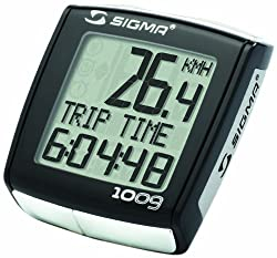 Sigma BC 1009 Bicycle Speedometer by SIGMA