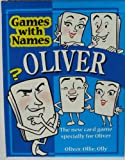 OLIVER'S GAME: The ultimate boys stocking filler for boys or men called Oliver, Ollie or Olly !!!