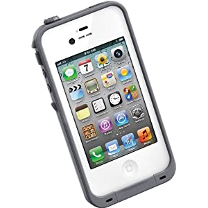 LifeProof Case Hard Case for iPhone 4 & 4S - Black