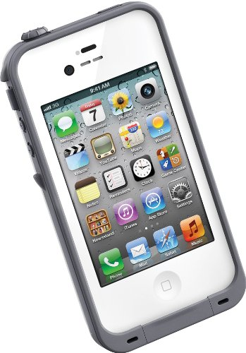 LifeProof iPhone 4/4S Case White