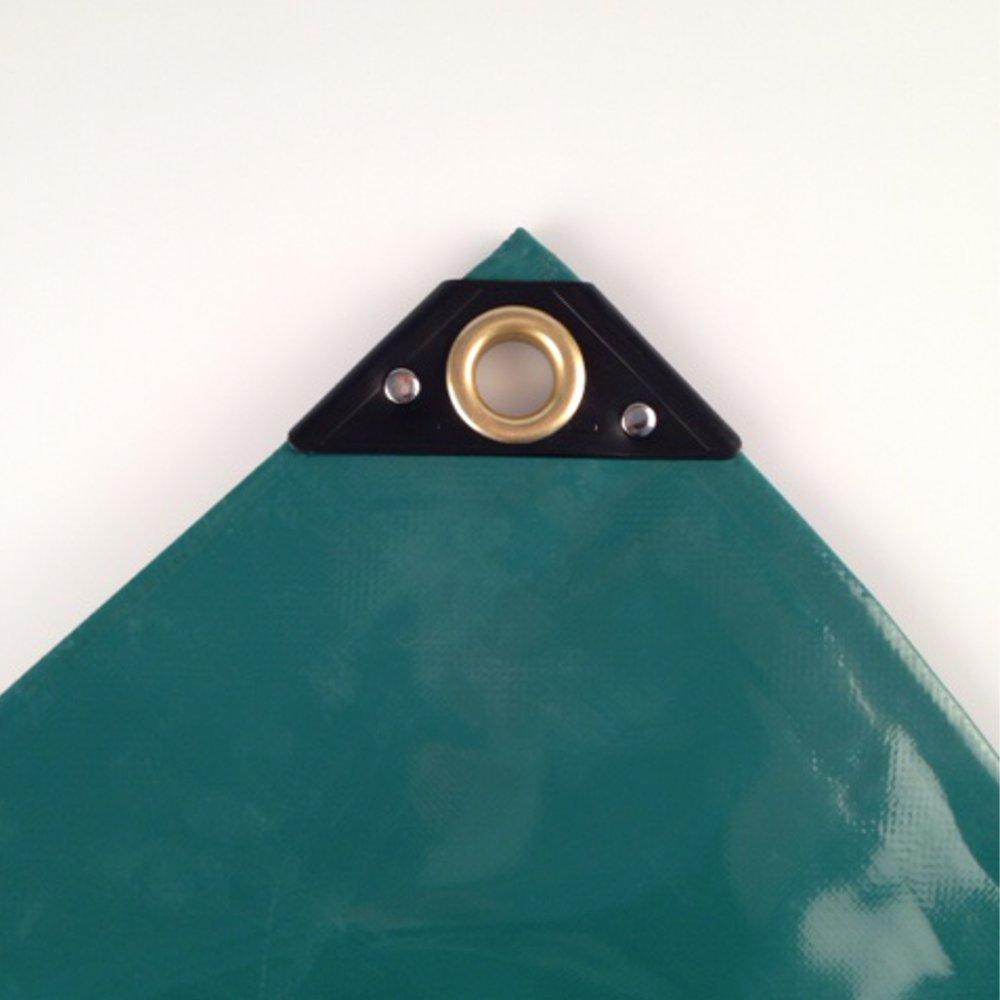 650 g/m² Abdeckplane 1,5 x 20m (30m²) PVC grün LKW Plane Industrie Gewebeplane ÖsenUV stabil reissfest wasserdicht Plane Schutzplane  BaumarktKritiken und weitere Infos
