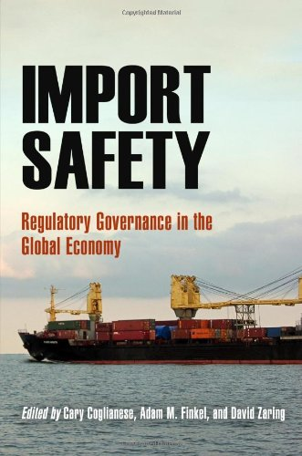 Import Safety: Regulatory Governance In The Global Economy front-1025029