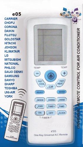 Universal Remote Control For Carrier Trane Toshiba Sanyo