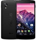 【米国並行輸入品 SIM フリー】Google Nexus 5 2013 (Android 4.4/ 4.95 inch) (32GB, ブラック)