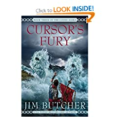 Cursor's Fury (Codex Alera, Book 3) by Jim Butcher