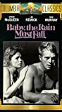 Baby the Rain Must Fall [VHS] [Import]