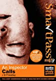J.B. Priestley An Inspector Calls: Student Edition MP3 SmartPass Audio Education Study Guide