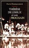 echange, troc Pierre Descouvemont - Thérèse de Lisieux et son prochain