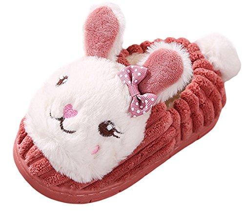la-vogue-pantofole-da-bambine-invernale-scarpe-con-coniglio-morbido-pantofole-lunghezza-135cm-rosso
