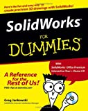 img - for SolidWorks For Dummies (For Dummies (Computers)) book / textbook / text book