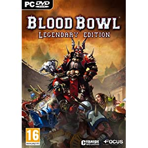 image for Blood Bowl Legendary Edition-RELOADED