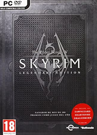 The Elder Scrolls V - Skyrim Legendary Edition