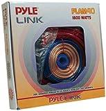 Pyle PLAM40 20 Feet 4 Gauge 1600 Watt Amplifier Hookup For Battery Head Unit and Speakers Installation Kit
