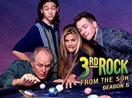 Third Rock from the Sun Season 5