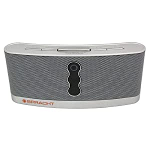 Spracht WS-4010 Aura BluNote Portable Wireless Speaker System with Bluetooth