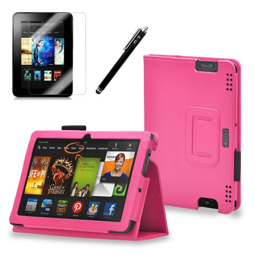 =>>  E LV Ultra Lightweight Case Cover for New Kindle Fire HDX 8.9