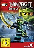 DVD & Blu-ray - Lego Ninjago - Staffel 5.1