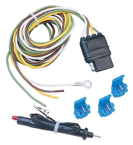 Cheap Hopkins 46105 4-Wire Flat Universal Wiring Kit