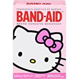Band-Aid Brand Adhesive Bandages, Hello Kitty, 20 Count