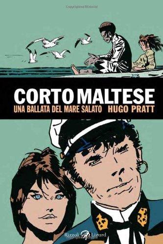 Corto Maltese - Una ballata del mare salato #5 (Tascabili Pratt)