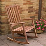 Richmond Heavy Duty Outdoor Rocking Chair Size - 32D x 24W x 41H in.