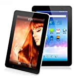 ZTO 9-Inch Android 4.0 8GB Capacitive Multi-Touchscreen Widescreen Internet Tablet 1.2GHz Processor with Built-In Camera White N51