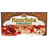 Hazer Baba Pomegranate Turkish Delight, 454g