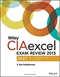 img - for Wiley CIAexcel Exam Review 2015, Part 1: Internal Audit Basics (Wiley CIA Exam Review Series) book / textbook / text book